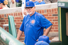 Nella foto Joe Maddon (Photo by Stephen Green)