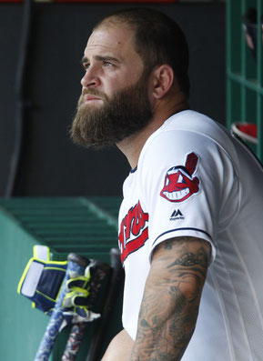 Nella foto Mike Napoli (David Maxwell/Getty Images North America)