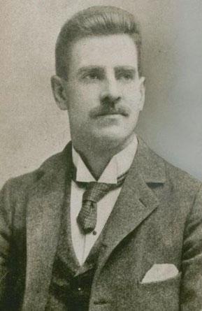 Nella foto Gerge Hancock riconosciuto quale inventore del softball