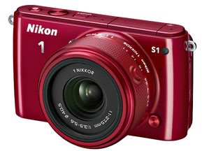 Nikon 1 S1 (с сайта компании)