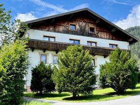 Sommeransicht Prangerhof Trins, Gschnitztal