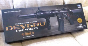 リサイクルショップ 札幌 買取本舗 マルイ デブグル カスタム HK416D