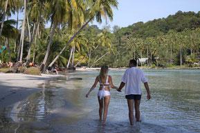 Honeymoon in der Karibik