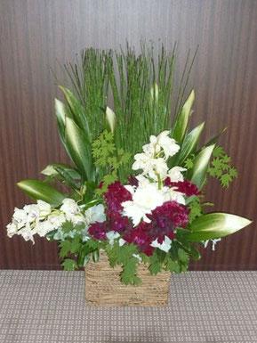 お祝い花 オープン4