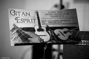 Konzert: Gitan Esprit @ Werkstatt Murberg