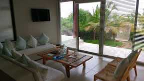 The spacious villas at the Bahia Mar Boutique Hotel, Vilankulo - Dante Harker