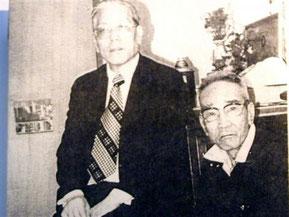 Wai Yan (links) Lo Chiu Woon (rechts)