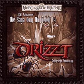 CD-Cover Drizzt - 14 – Gefährliche Begegnung