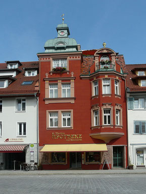 Baufinanzierung Bank Wangen im Allgäu