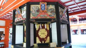 宿命・運命を司る尊星王尊をお祭りする千葉神社