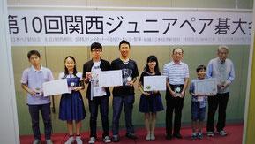 左から 中村有佑君と櫻本絢子さん