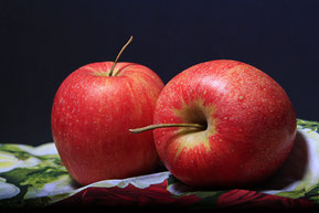 Alles über äpfel