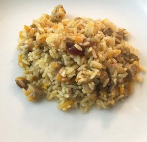 Plov ein russisches Reisgericht