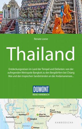 Cover des Dumont Reiseführers Thailand.