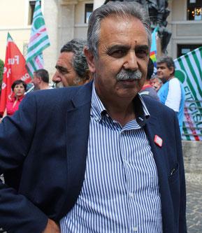 Antonio Sessa segr. prov. Cgil Funzione Pubblica