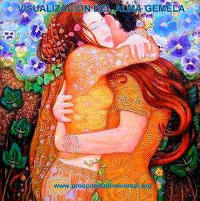 VISUALIZACION PARA HALLAR EL ALMA GEMELA - PROSPERIDAD UNIVERSAL