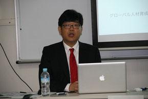 柳沢富夫氏