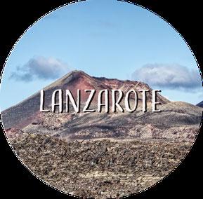 Kanarische Inseln Lanzarote Timanfaya