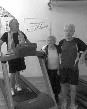 Fitness und Anti-Aging - mit ü50 Training starten
