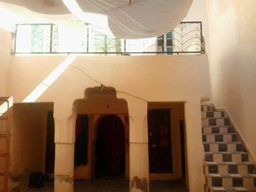 vente, riad, habitation, résidence, renover, travaux, marrakech, ouarzazate, maroc