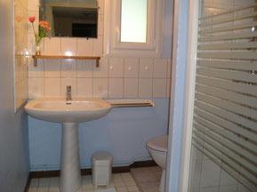 Gîte de la Bénèche Salle de bains - Toilettes
