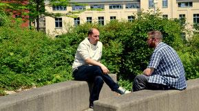 Hochschulsozialarbeit ergänzt die Beratungsarbeit inner- und außerhalb der Hochschule um eine sozialpädagogische Ressource und Perspektive