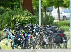 Italien, Toskana, Urlaub, Radreisen, Velotraum, Radfahren, Fahrräder