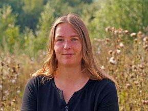 Kathy Büscher. - Foto: Dennis Dieckmann