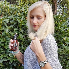 Acaraa Haaröl Hair Oil Naturkosmetik Cacay Healthlove Test Haarpflege