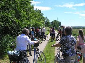 Geführte Fahrradtour - Bild: Fuchsenwiese