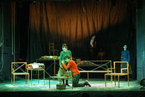 """""""El padre"""" de Strindberg en el Teatro Bernardo Romero Lozano"""