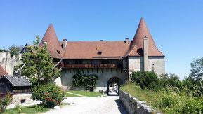 Burg Burghausen, 1. Hof, Georgstor