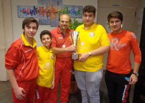 Il Messina Primavera Campione Regionale per il terzo anno di fila