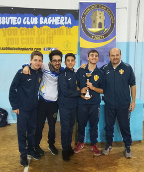 Il Messina Table Soccer finalista
