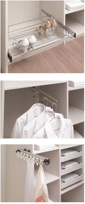 ©Coulidoor, accessoires de dressing pour entrée de maison