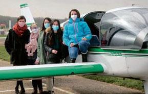 Aeroclub de Sens - Aviation au Féminin - 19/09/2021