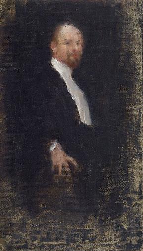 M. v. Werefkin: Bildnis Alexej von Jawlensky, Foto (c) Lenbachhaus, Foto Teaser (c) A. Fürst