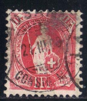 CH 99B    Mi.Nr.: 93C