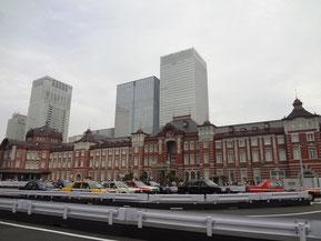 東京駅 文化の日