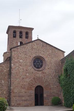 レスタニのサンタ・マリア教会