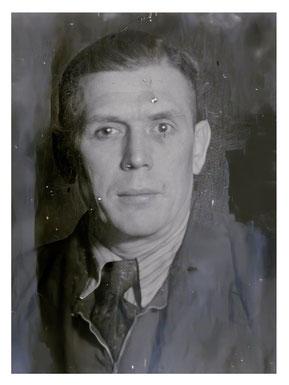 August Kühler im Jahr 1949 (Bildnachweis: Kreisarchiv Unna)