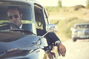 Jean Dujardin est le juge Pierre Michel (©Gaumont Distribution)