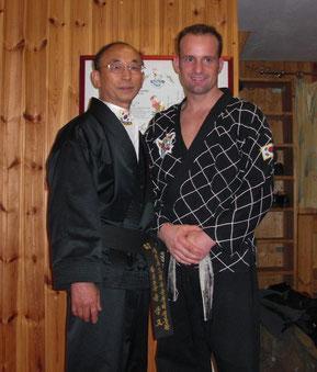 Großmeister Yoon, Sang Go 9.DAN Korea Hanminjok Hapkido Asso.