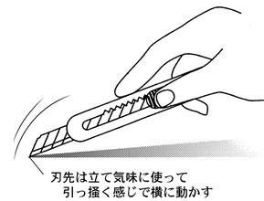 マンガスクール・はまのマンガ倶楽部/雲の削り方02