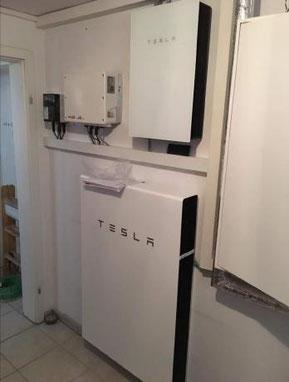 Tesla Powerwall 2.0 - Solarspeicher mit Qualitaet