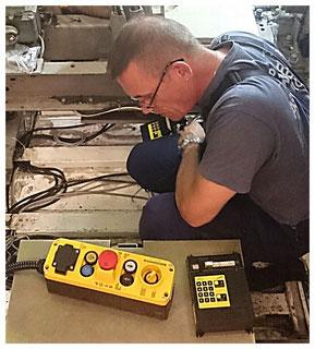 Tous nos techniciens sont équipés pour faire face à tous les problèmes.