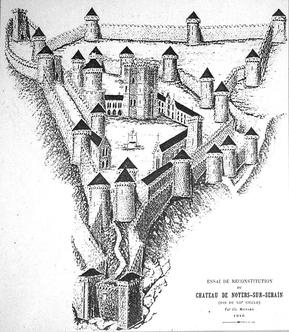 Château de Noyers