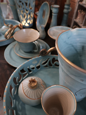 Silke Nutz Keramik Atelier