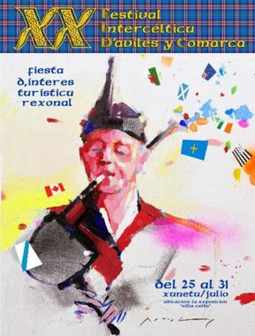 Fiestas en Avilés Festival Intercéltico