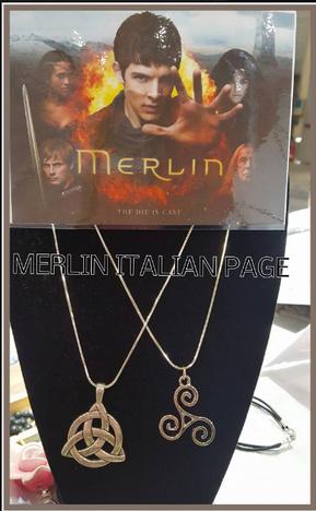 Collana di Merlino e di Morgana